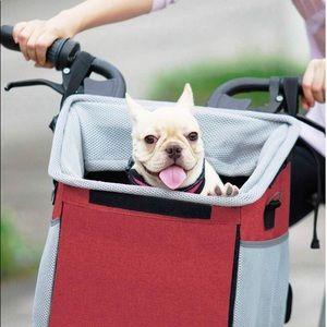 Pet Carrier Bicycle Basket Bag Pet Carrier